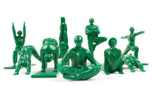 Load image into Gallery viewer, Yoga Joes Green Series 1 Set