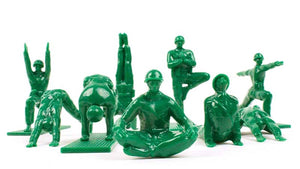 Yoga Joes Green Series Sets