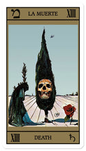 Load image into Gallery viewer, Dalí Tarot Set