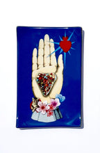 Load image into Gallery viewer, Christian Lacroix Maison de Jeu Porcelain Tray