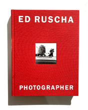 Load image into Gallery viewer, Ed Ruscha: Photographer