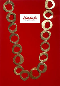 Isabelle de Borchgrave Ring Long Necklace