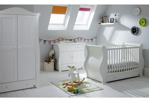 How To Choose Your Babies Nursery Furniture