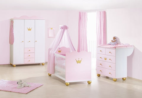 Image of Pinolino 'Princess Karolin' 3 Piece Set - The Stork Has Landed