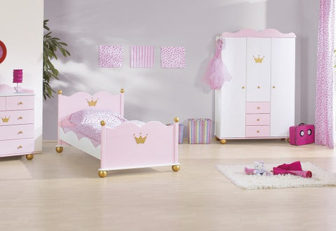 Pinolino Princess Cot Bed
