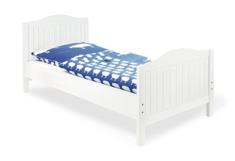 Image of Pinolino Nina Cot Bed - The Stork Has Landed