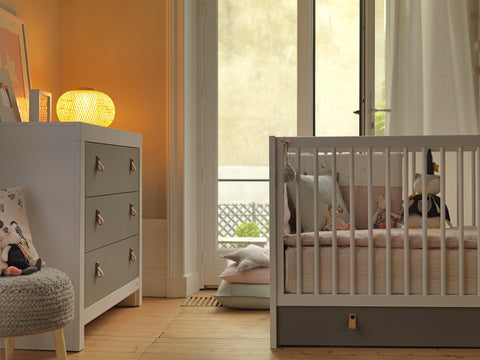 Galipette Hacienda Cot Bed - The Stork Has Landed