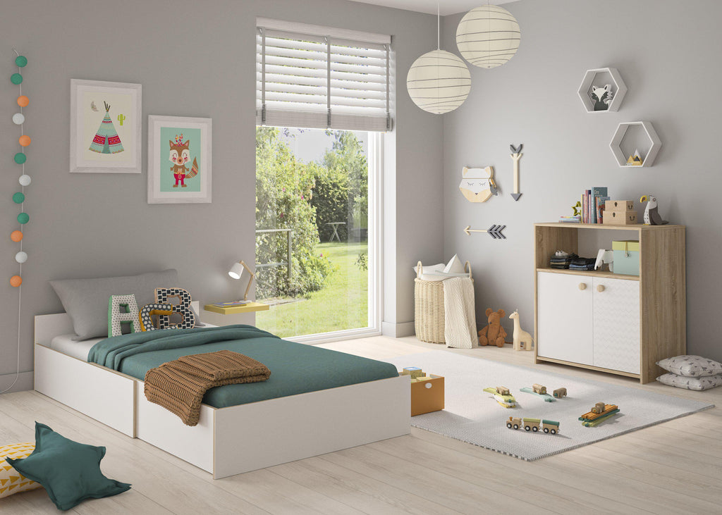 Galipette Intimi Compact Cot Bed - The Stork Has Landed