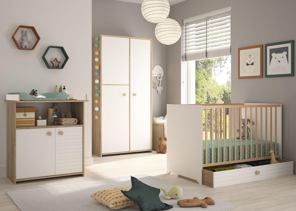 Galipette Intimi Cot Bed - The Stork Has Landed