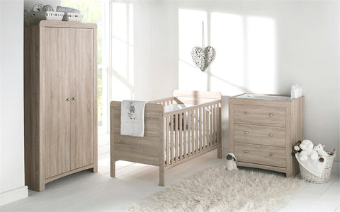 Image of East Coast Fontana Cot Bed - The Stork Has Landed