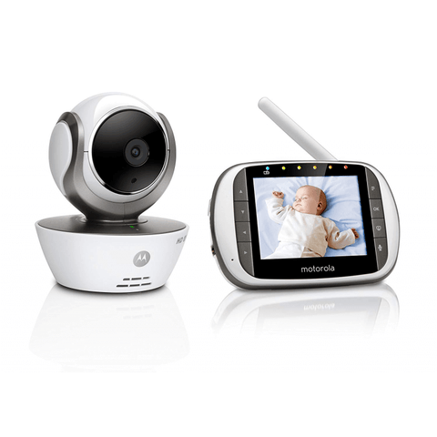 Motorola MBP853 Connect Wifi Video Baby Monitor - The Stork Has Landed