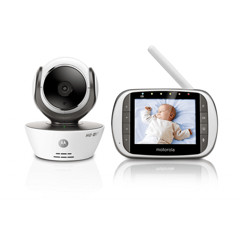 Motorola MBP853 Connect Wifi Video Baby Monitor