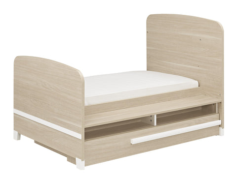 Image of Galipette Alpa Cot Bed - The Stork Has Landed