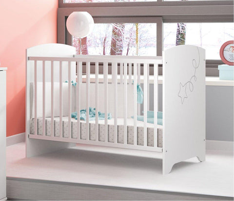 Galipette Adele Cot Bed - The Stork Has Landed