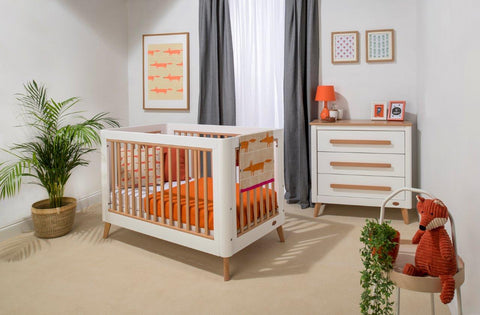 Image of Boori Perla Cot Bed - The Stork Has Landed