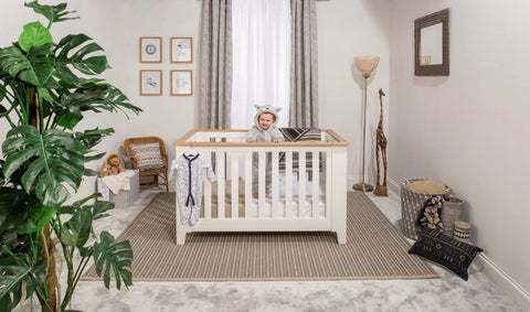 Boori Pioneer Expandable Cot Bed