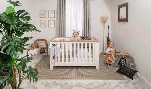 Boori Pioneer Expandable 2 Piece Set - The Stork Has Landed