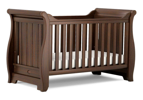 Image of Boori Sleigh English Oak 2 Piece Set - The Stork Has Landed