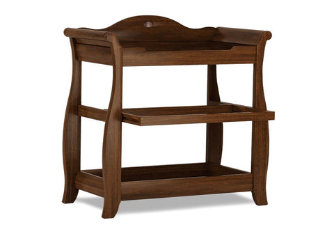Image of Boori Sleigh 3 Tier changer - English Oak - The Stork Has Landed