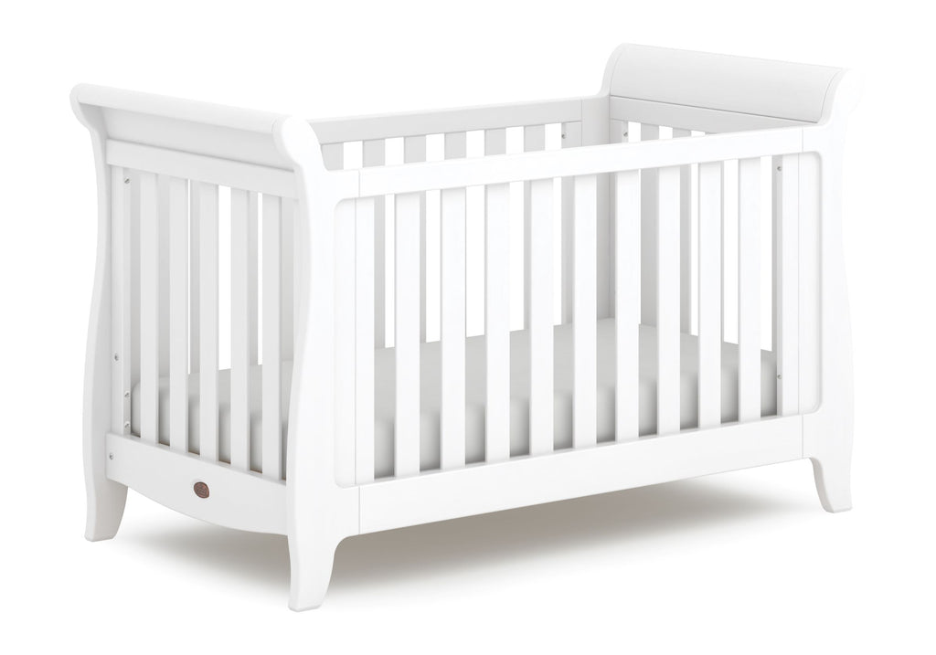 Boori Sleigh Expandable Cot Bed - Barley