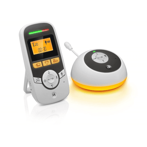 Motorola MBP161 Audio Baby Monitor - The Stork Has Landed