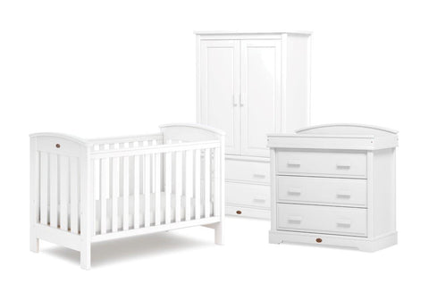 Image of Boori Classic 3 Piece Room Set - White - The Stork Has Landed