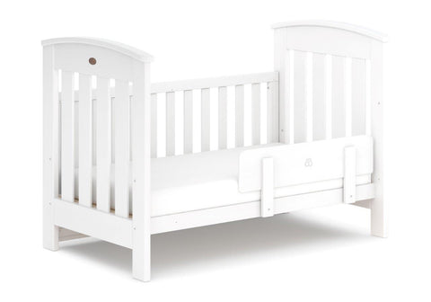 Boori Classic Cot bed - Barley White - The Stork Has Landed