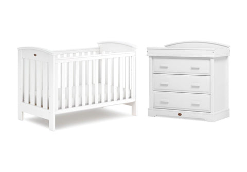 Image of Boori Classic 2 Piece Room Set - White