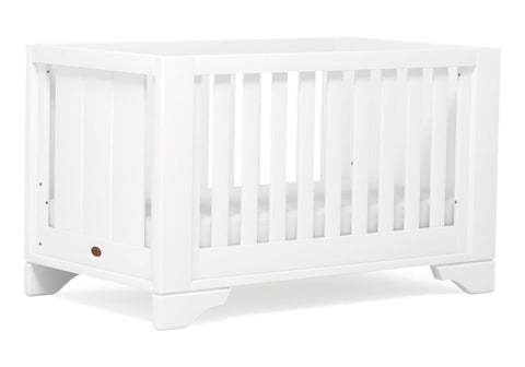 Boori Eton Expandable™ Cot bed - White - The Stork Has Landed
