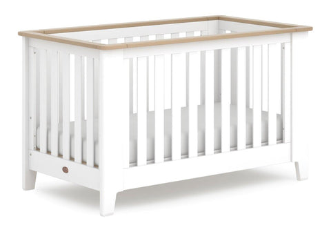 Boori Pioneer Expandable Cot Bed - The Stork Has Landed