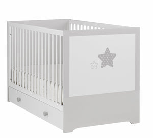 Galipette Sweet Nights Cot Bed (70x140cm)