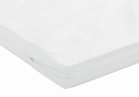 Image of Babymore Deluxe Foam Cot Mattress - The Stork Has Landed