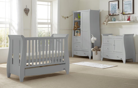 Image of Tutti Bambini Katie 3 Piece Set Cool Grey - The Stork Has Landed