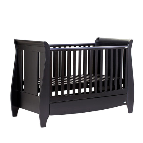 Tutti Bambini - Lucas Cot Bed, Espresso - The Stork Has Landed