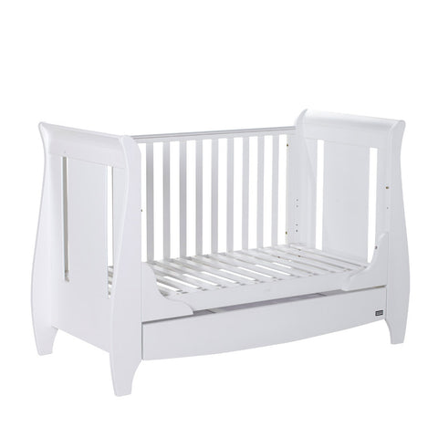 Image of Tutti Bambini - Lucas Cot Bed White - The Stork Has Landed