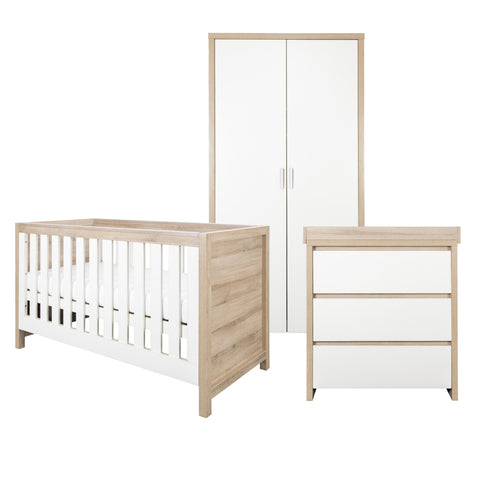 Tutti Bambini - Modena 3 Piece Set - The Stork Has Landed