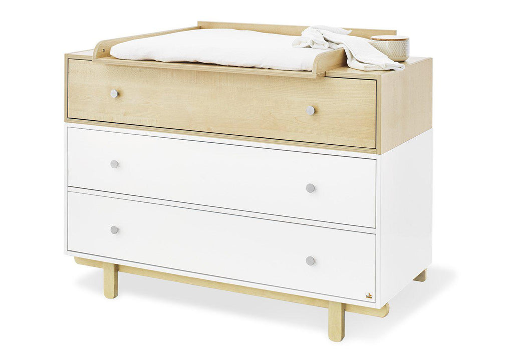 Pinolino Boks Changing Table - The Stork Has Landed