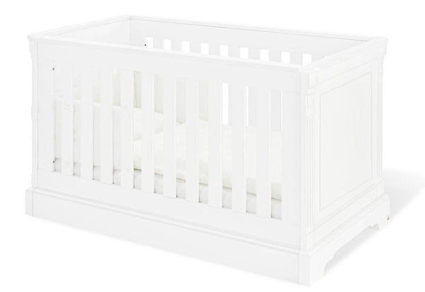 Pinolino Emilia 2 Piece Set - Cot and XL Changing Unit - The Stork Has Landed