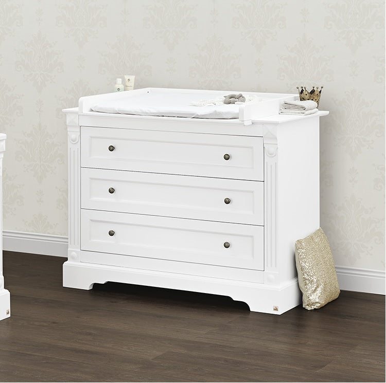 Pinolino Emilia Changing Table - The Stork Has Landed