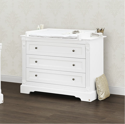 Image of Pinolino Emilia Changing Table - The Stork Has Landed