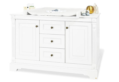 Image of Pinolino Emilia Changing Table XL - The Stork Has Landed