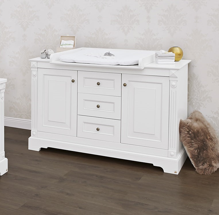 Pinolino Emilia Changing Table XL - The Stork Has Landed