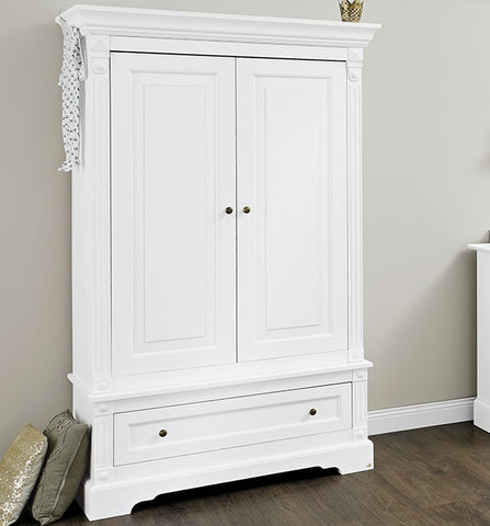 Pinolino Emilia Armoire / Wardrobe - The Stork Has Landed