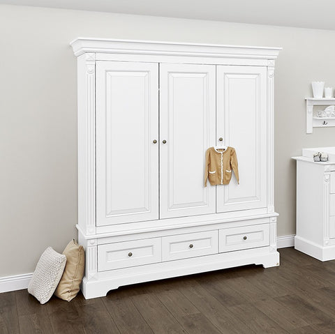 Pinolino Emilia Armoire / Wardrobe XL - The Stork Has Landed