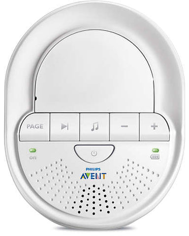 Phillips Avent DECT Baby Monitor - The Stork Has Landed