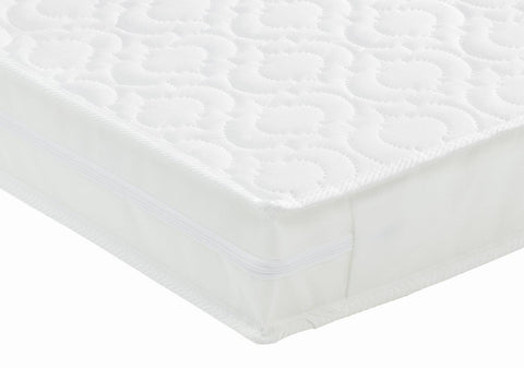 Image of Babymore Pocket Sprung Cot Mattress - The Stork Has Landed