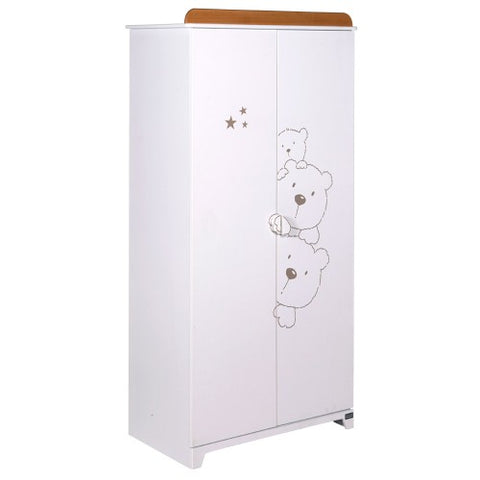 Image of Tutti Bambini - Bears Wardrobe - The Stork Has Landed