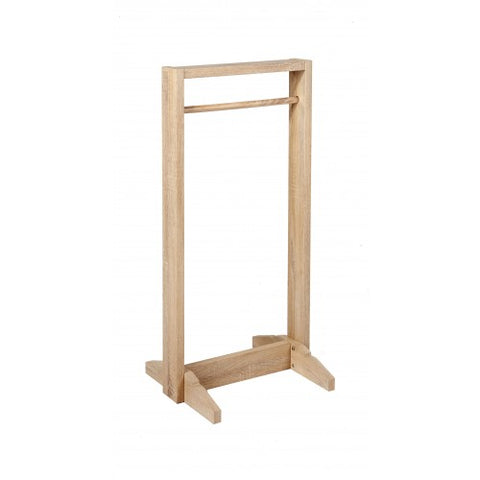 Tutti Bambini - Milan Hanging Rail - Reclaimed Oak - The Stork Has Landed