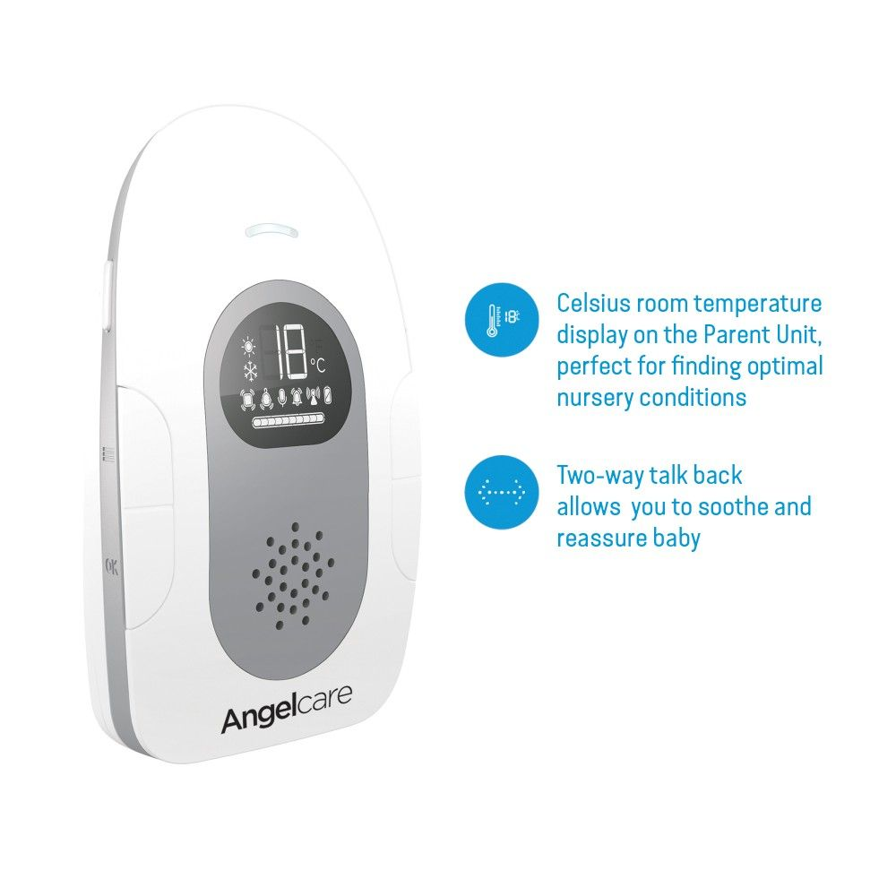 Angelcare AC110 Baby Sound Monitor - The Stork Has Landed