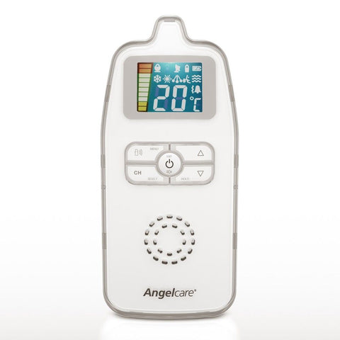 Angelcare AC403 Baby Movement Monitor with Sound - The Stork Has Landed